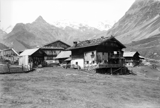 Zerfreila, um 1930