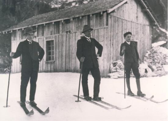Ski im Val Sumvitg