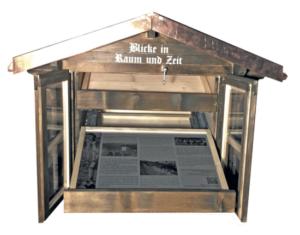 Ereignisstation-Häuschen / Casetta staziun d'eveniment